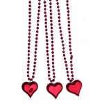 20DZ 8MM 33 W/HEART RED