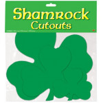 SHAMROCKS 9CT.