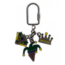 KEY RING NO  DANGLE