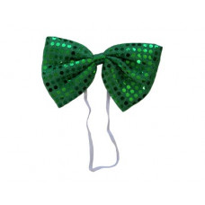 "4""X7"" BOW TIE GREEN"