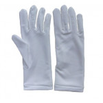 GLOVE WH/SHORT WHITE