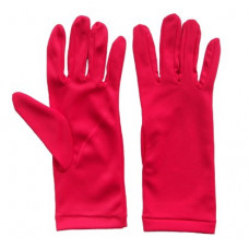 GLOVES RED/SHORT RED