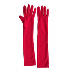 GLOVE RED/LONG RED