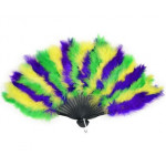 "12""X20""FEATHER FAN PGG"