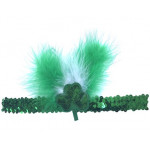 SEQUIN DECO BAND IRISH