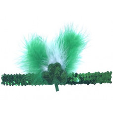 DZ SEQUIN DECO BAND IRISH