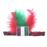 SEQUIN DECO BAND ITALIAN