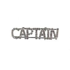 CAPT PIN SILVER