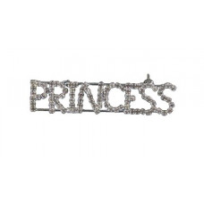 PRINCESS PIN SILVER