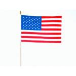 """DZ 12""""X 18"""" USA FLAG"""