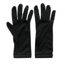 GLOVE BLK/SHORT BLACK