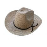 HAT-CH/COWBOY STRAW