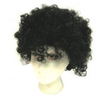 WIG AFRO BLK