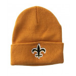 FDL KNITTED CAP GOLD