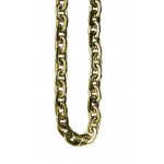 """3PC 38""""LARGE CHAIN GOLD"""