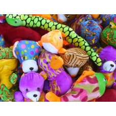 "24PC 10""-14""ASST PLUSH MIX"
