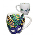 MUG ABSTRACT MG MASK