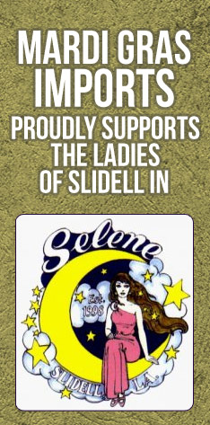 Mardi Gras Imports Proudly Supports the Ladies of Slidell in Selene
